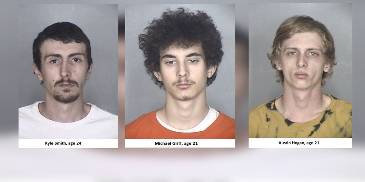 BCSO: Three California men arrested in connection to deaths of 2 Florida men