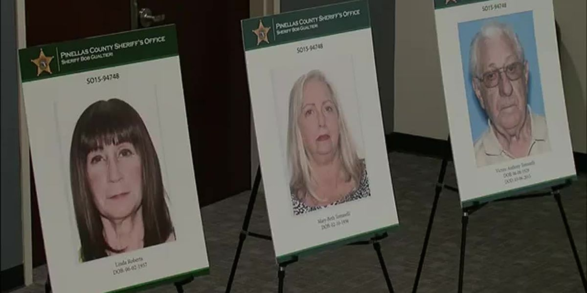 """FL Sheriff: Sisters killed father, committed """"perfect murder,"""" but were caught 4 years later"""