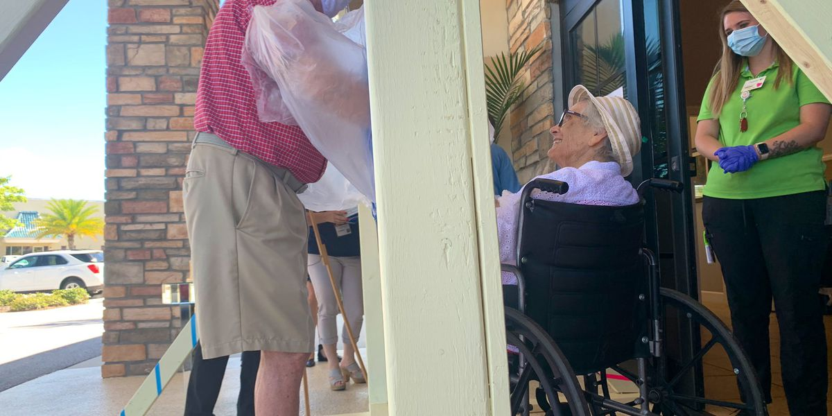 Inspired Living facility helps couple celebrate 69th wedding anniversary