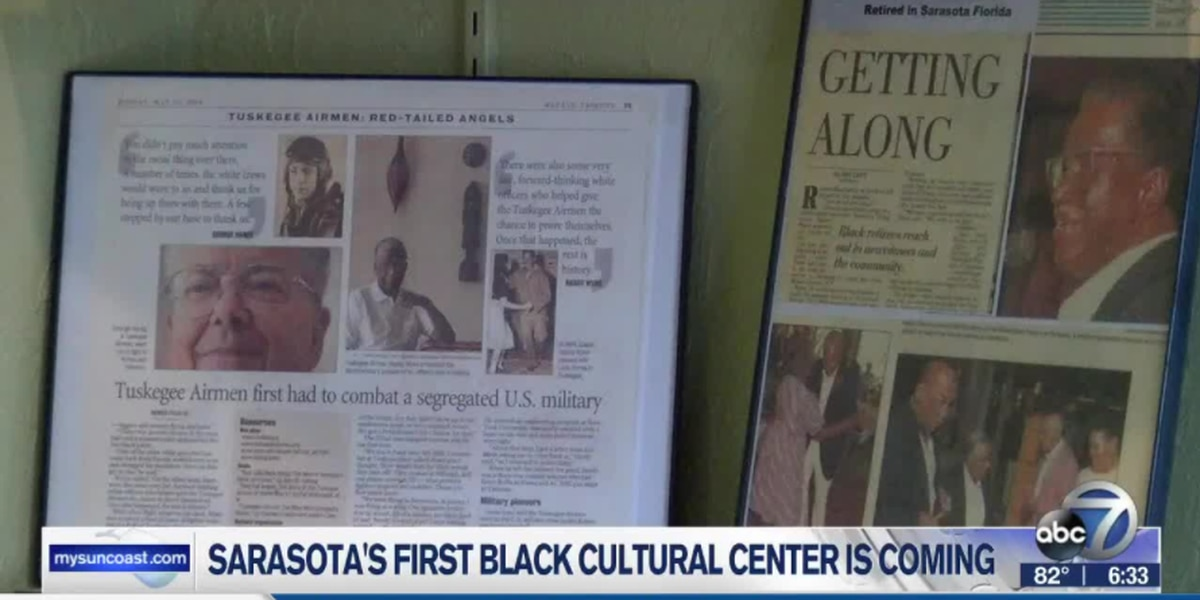 The city of Sarasota is looking to bring its first Black Cultural Center