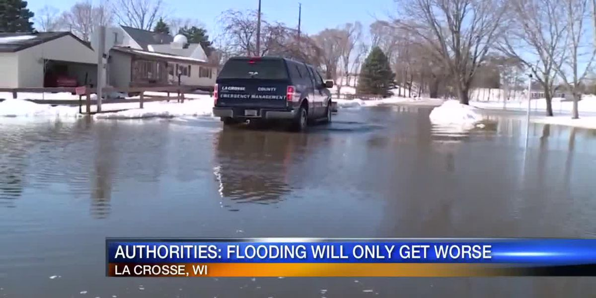 Authorities: Flooding Will Only Get Worse