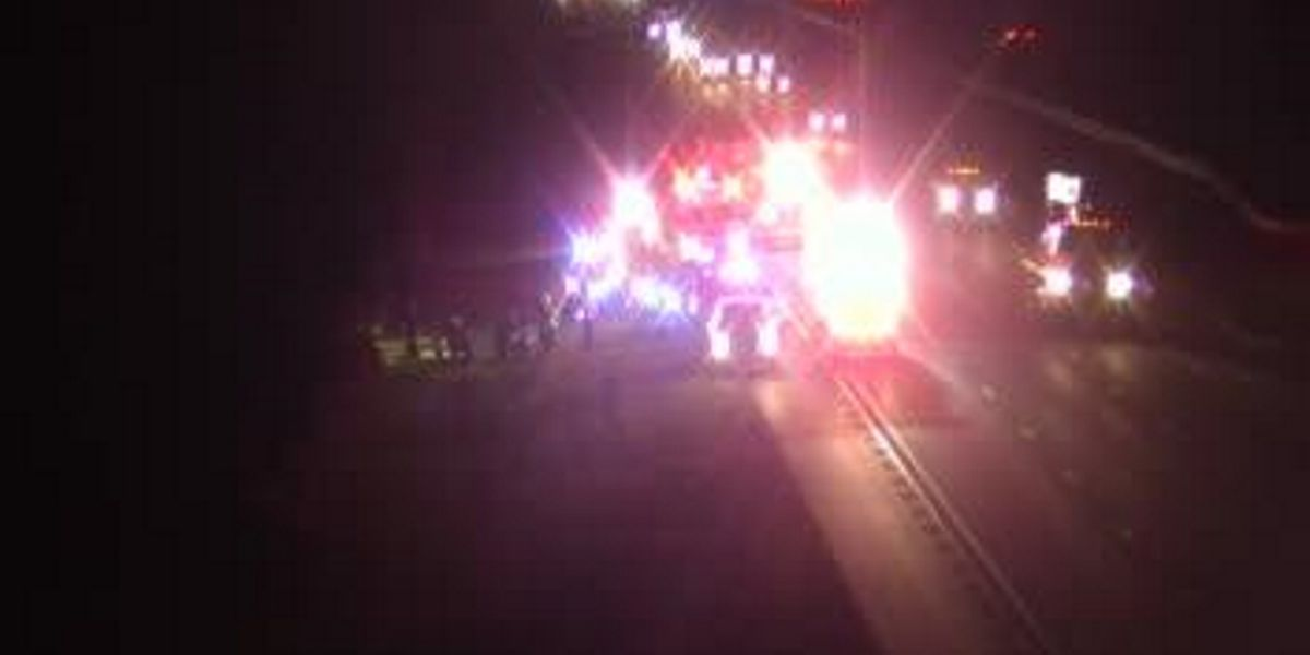First Alert Traffic: Reports of multiple victims in one-car