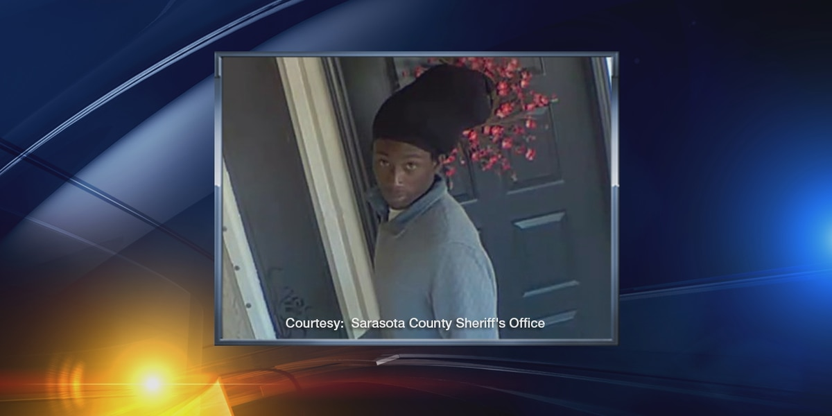 Search continues for suspect who could be responsible for at least four home burglaries in Venice