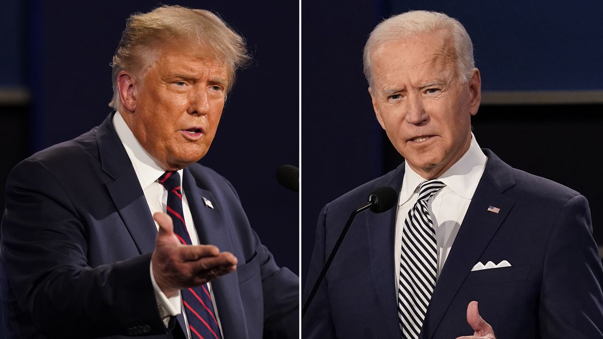 Trump and Biden will hold rallies in Tampa today