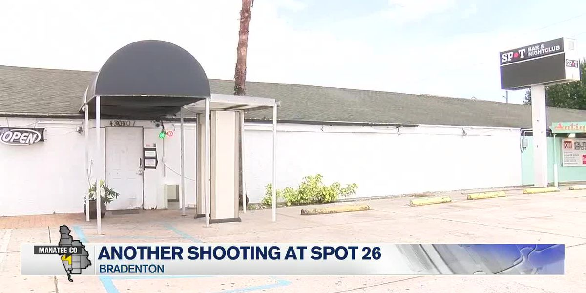 Citizens to demand action after 2 shot outside Spot 26 in Bradenton