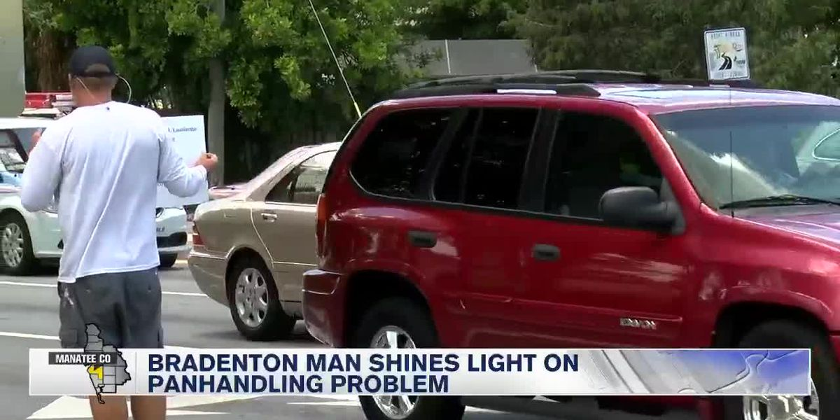 Bradenton man offered a panhandler a job and he refused