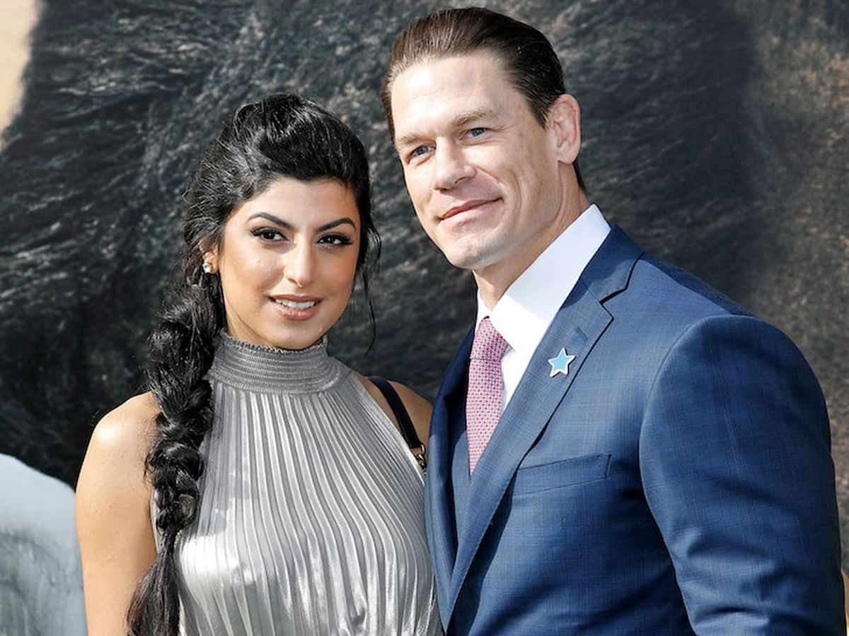 John Cena marries Shay Shariatzadeh in a private ceremony in Tampa, FL