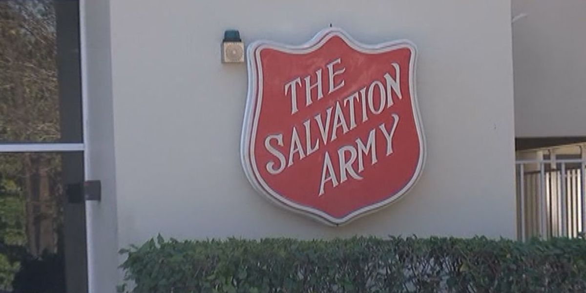 The Salvation Army Says More Services Workers Are Asking For Assistance to Pay Their Bills