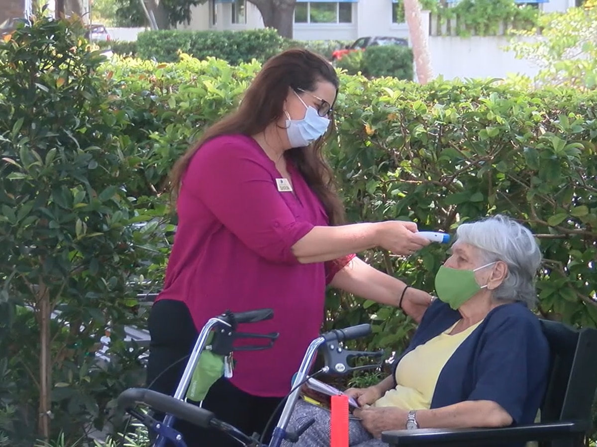 Families Urging State to Re-Open Visitation in Nursing Homes