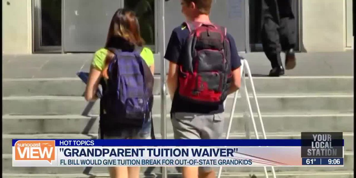 """HOT TOPICS: """"Grandparent Tuition Waiver,"""" News nepotism, & Remembering station wagons 