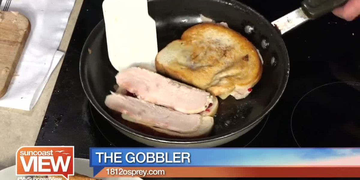 The Gobbler from 1812 Osprey Bistro | Suncoast View