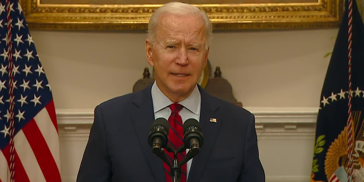 LIVE: Biden remarks on COVID pandemic