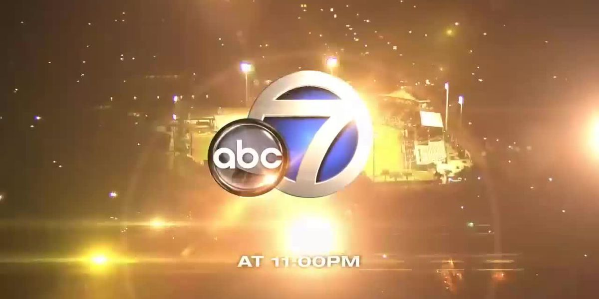 ABC 7 News at 11:00pm - Saturday March 16, 2019