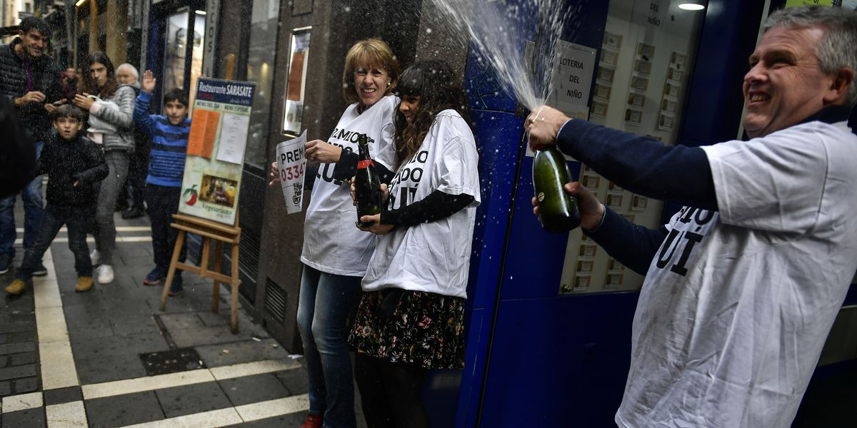 El Gordo fever: Spain enthralled by annual Christmas lottery