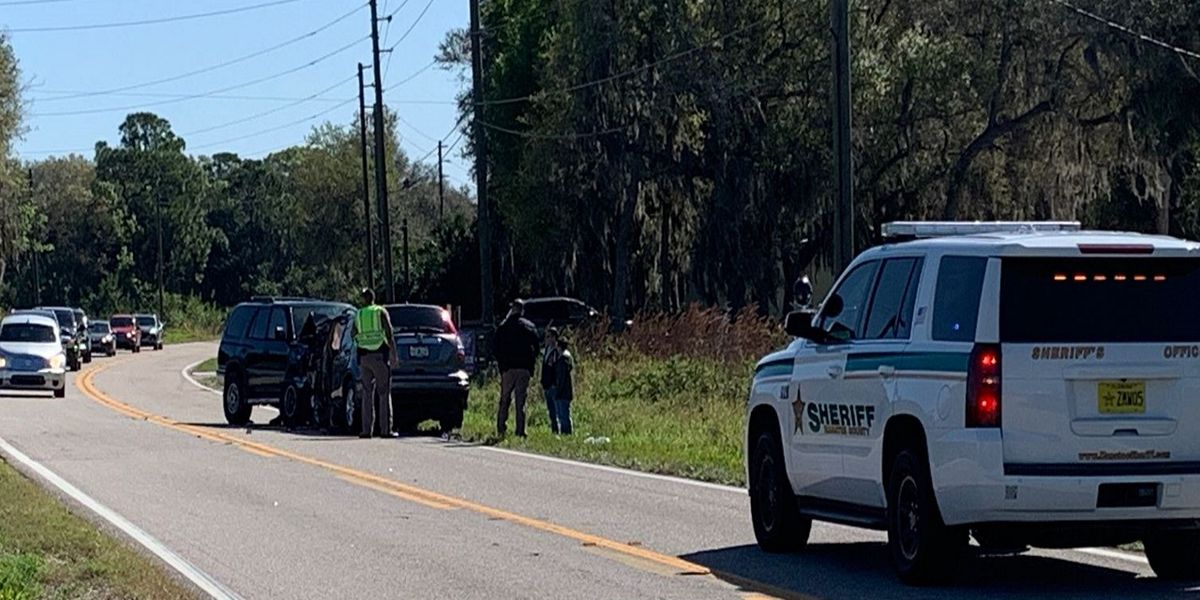 65-year-old driver killed in fatal crash on Saturday in Palmetto