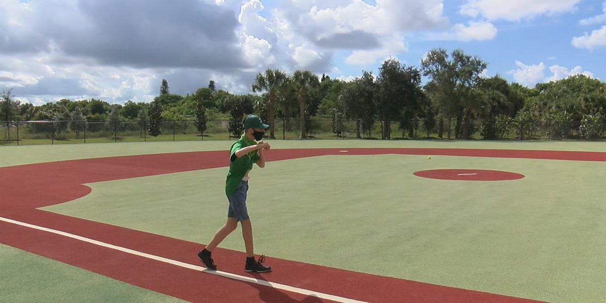 Field of Dreams becomes a reality for Venice Challenger Baseball
