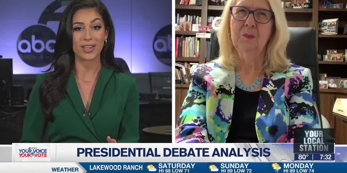 ABC7 News at 7 Roundtable Discussions - October 23, 2020: Part 2
