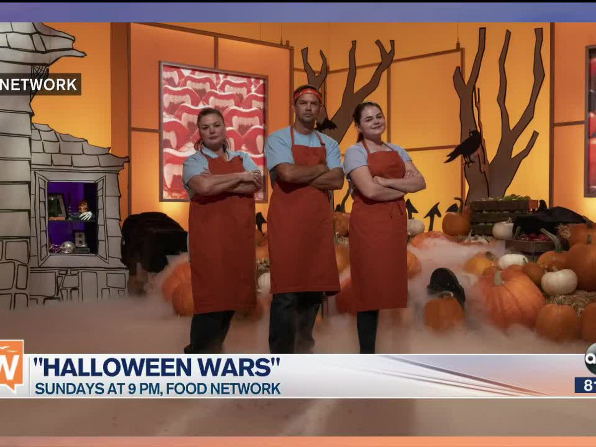 Meet a Suncoast cake decorator competing with Food Network | Suncoast View