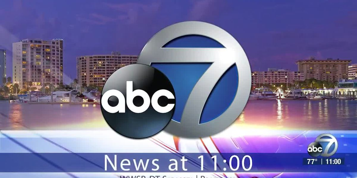 ABC 7 News at 11:00pm - Saturday May 16, 2020
