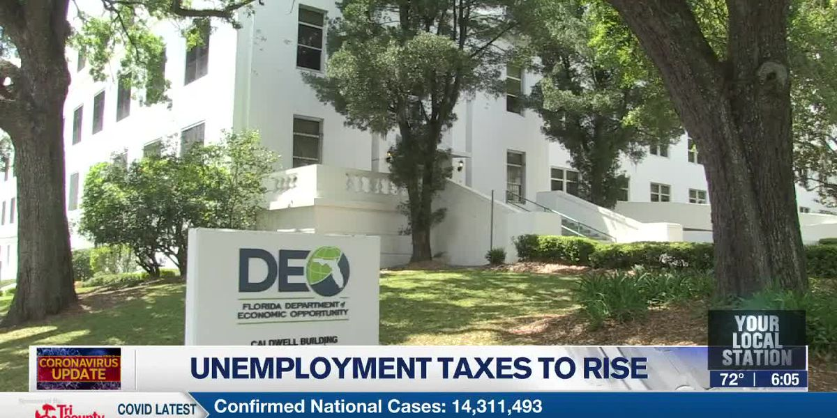 Unemployment Taxes to Rise