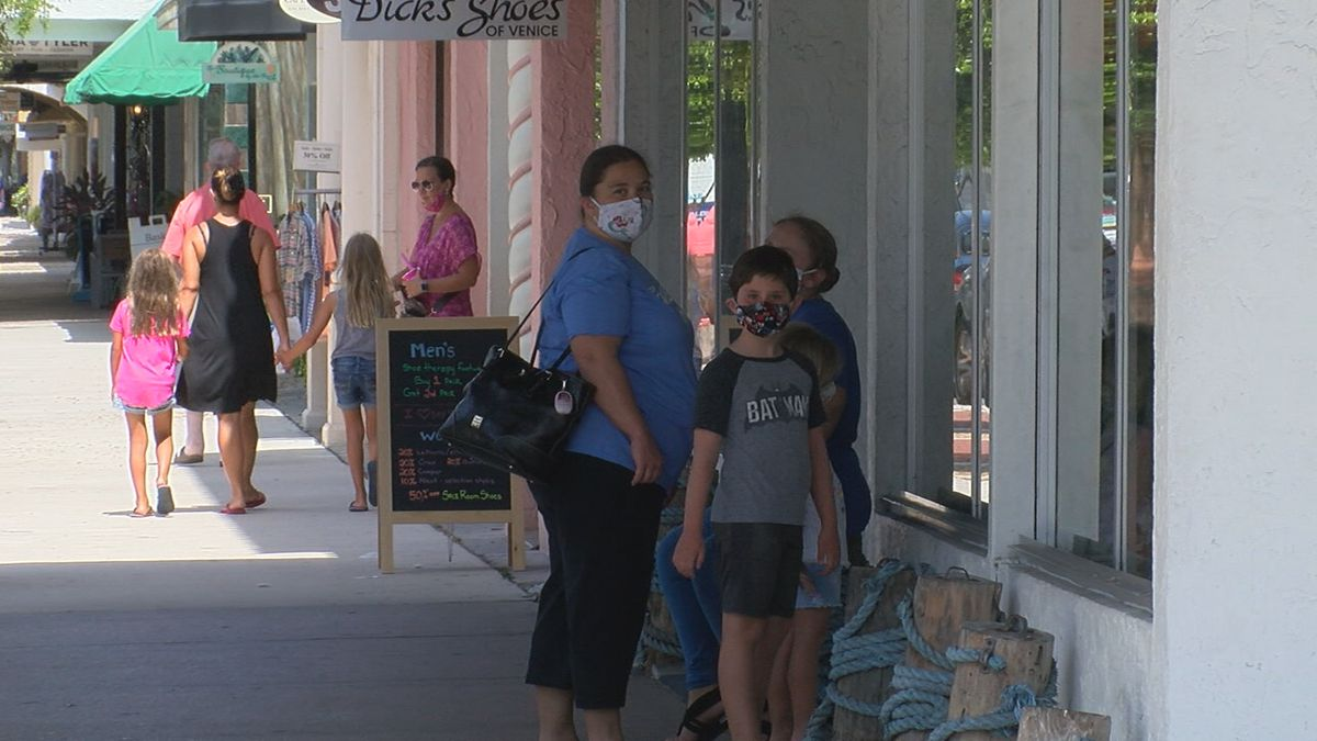 Venice City Council to discuss mask wearing ordinance on Tuesday