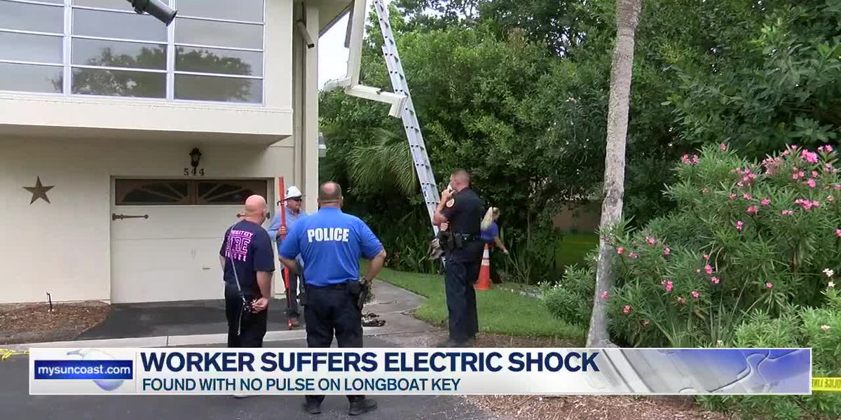 Worker Suffers Electric Shock