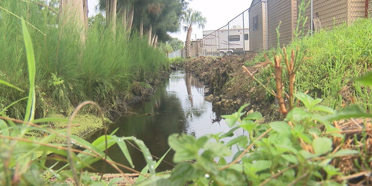 Bradenton tenants see severe flooding, question if Manatee County drains can be bigger