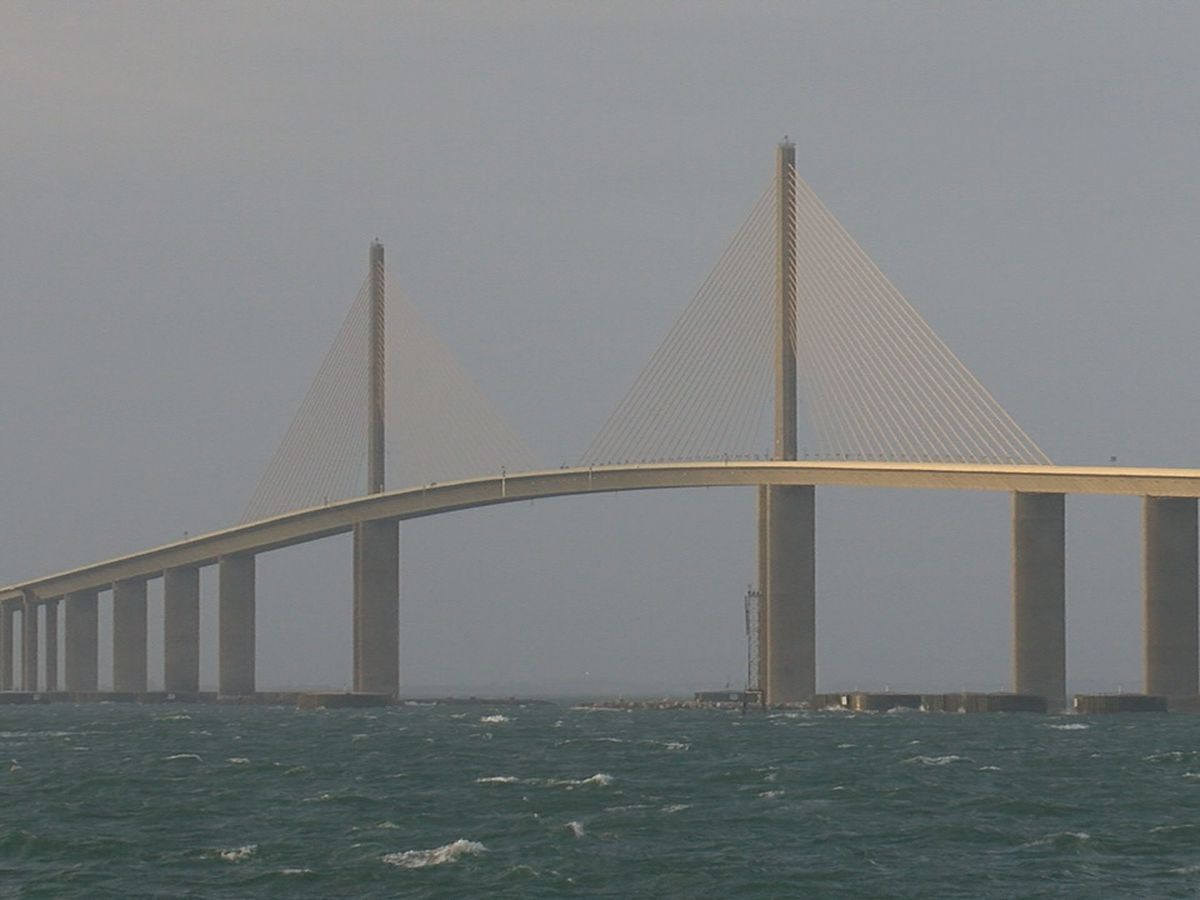 Manatee County proposes Sunshine Skyway Bridge boat ramp