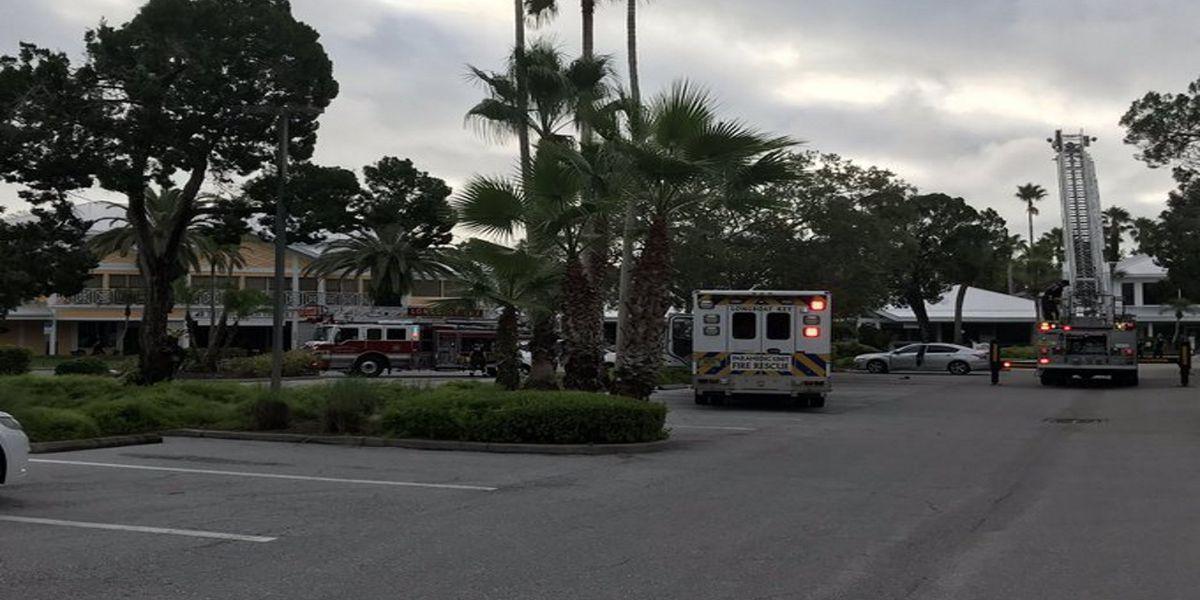 Gas leak temporarily closes Centre Shops Plaza on Longboat Key