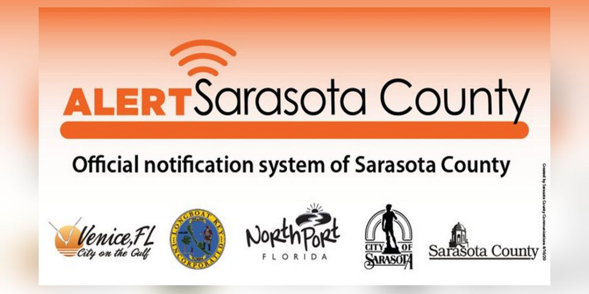 Sarasota County Government switches to new alert system