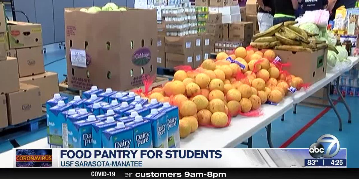 USF Food Pantry for Students