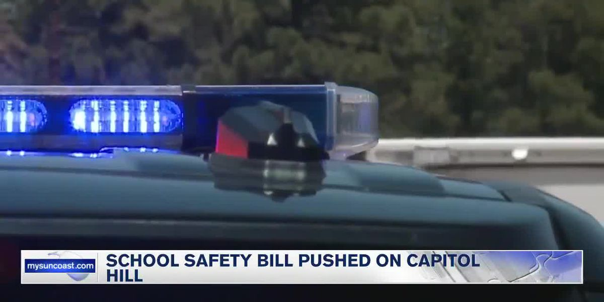 School Safety Bill Pushed on Capitol Hill