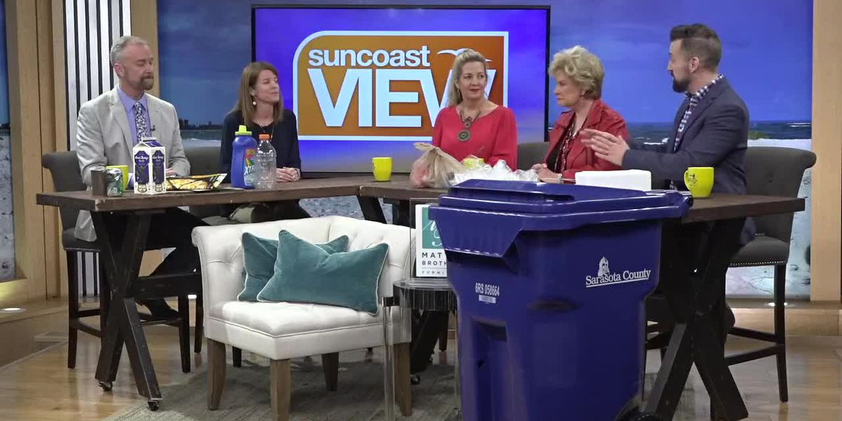 Reduce, Reuse, Recycle | Suncoast View