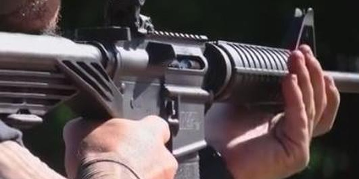 Federal bump stock ban is now in effect