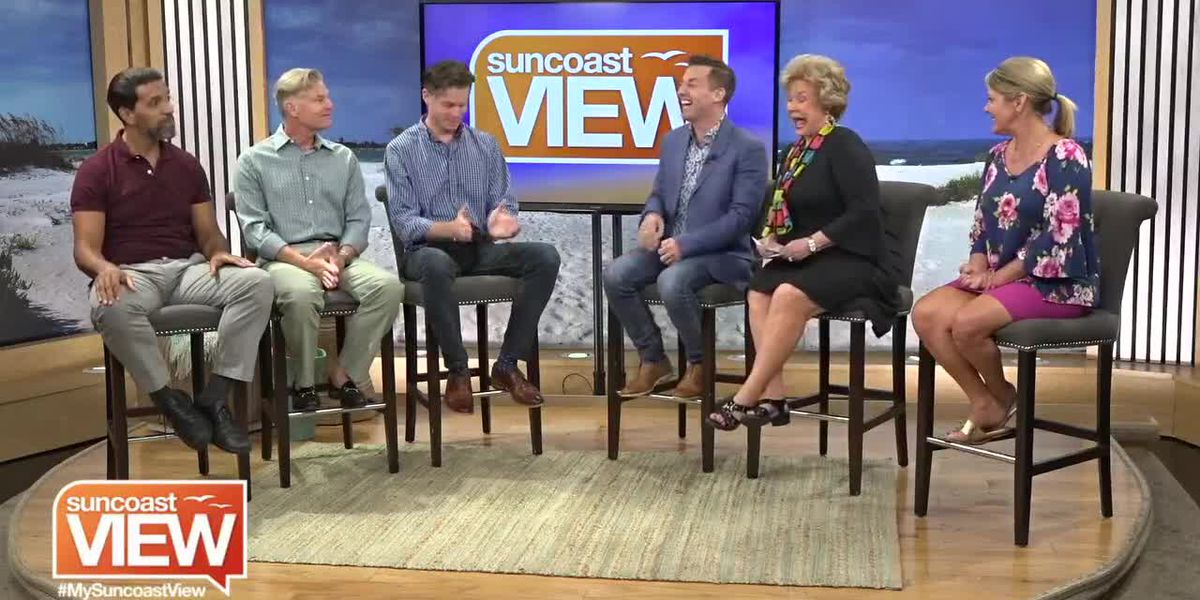 """Linda Takes Her Pick of the Eligible Guys of American Stage's """"Mamma Mia!"""" 