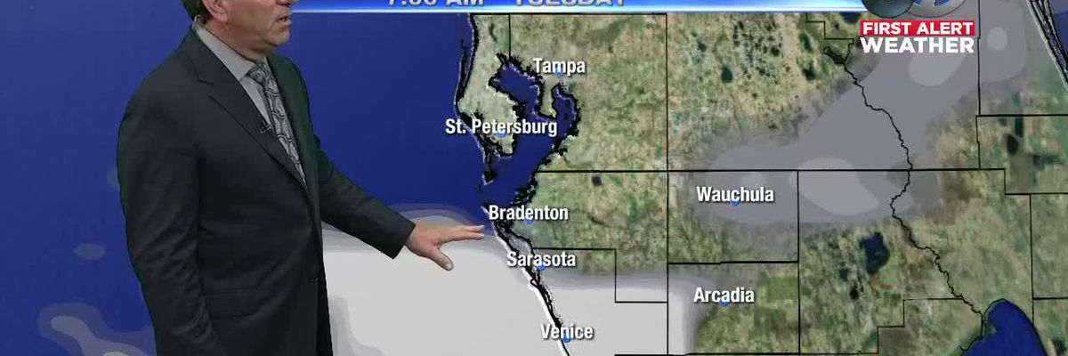 First Alert Weather - 11pm February 18, 2019