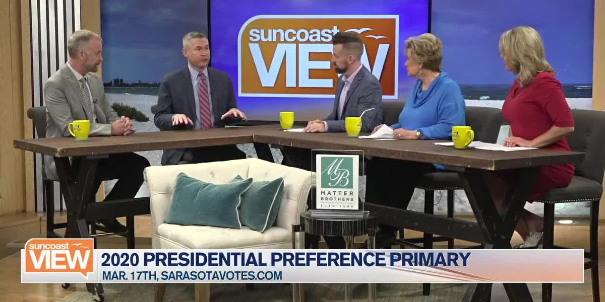 2020 Presidential Election   Suncoast View