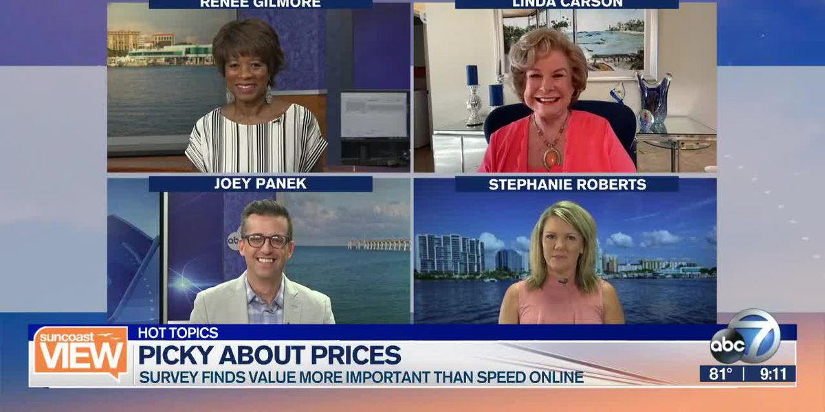 HOT TOPICS: A travel campaign supporting Florida, AT&T new phone ads and Jim Carrey on SNL | Suncoast View