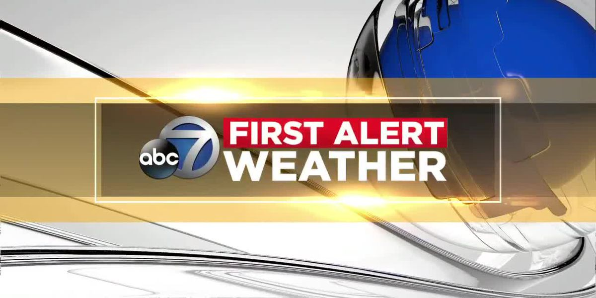 First Alert Weather - 11:00pm April 4, 2020