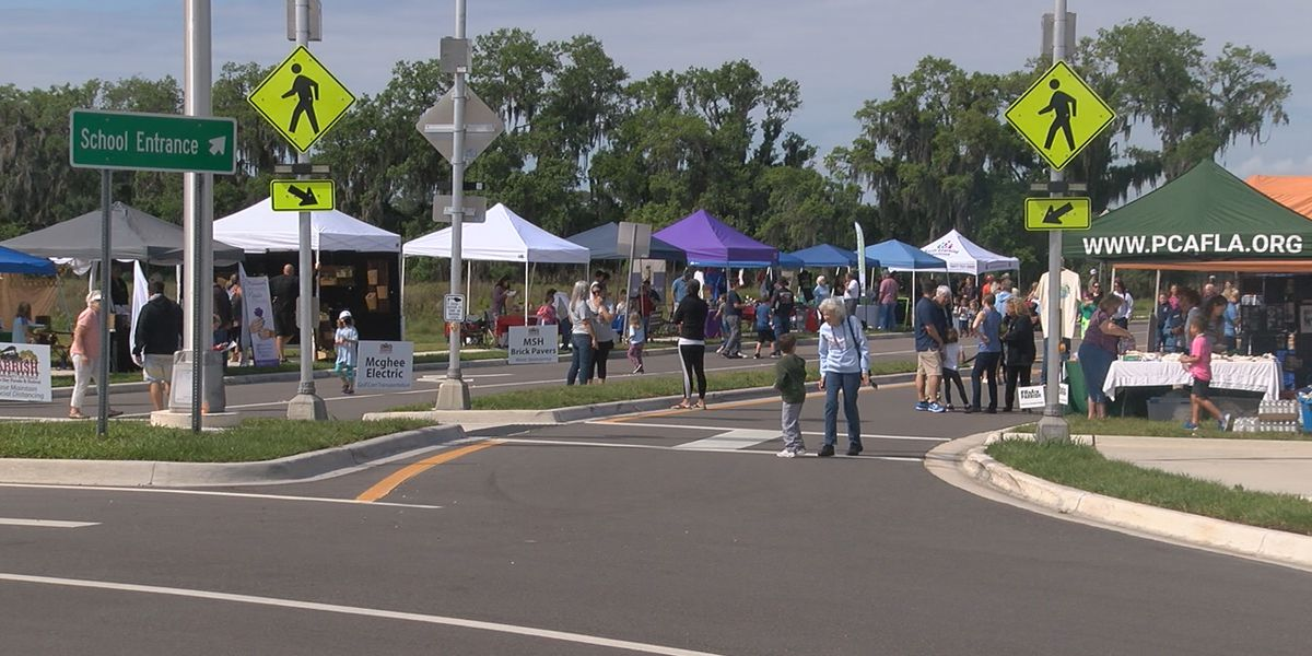 Parrish community enjoys Heritage Day Parade and Festival