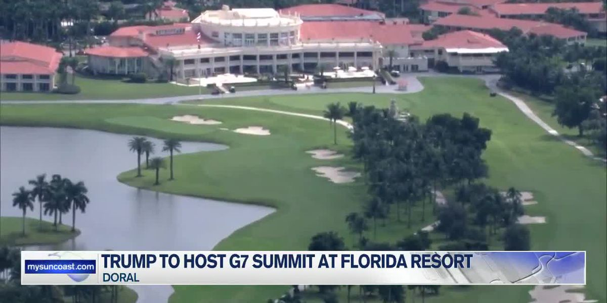 FL Trump G7 Summit