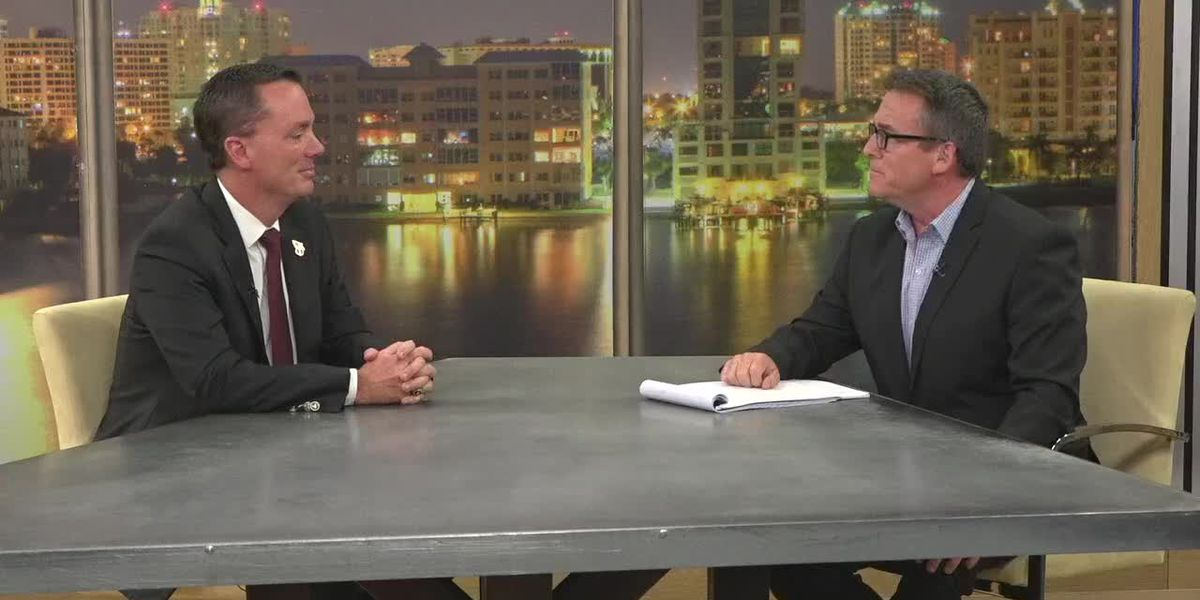 State Representative Tommy Gregory Interview - March 15, 2019