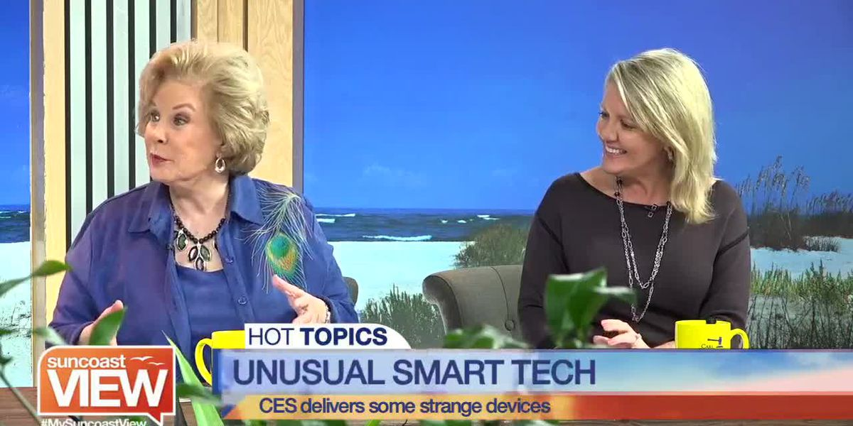 Sarasota Surveys You, Weird Gadgets from CES, and More Hot Topics | Suncoast View