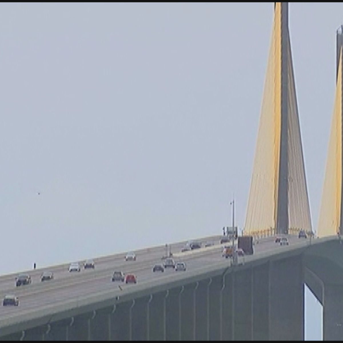 The reason why FDOT won't add netting to prevent suicides on Sunshine Skyway Bridge
