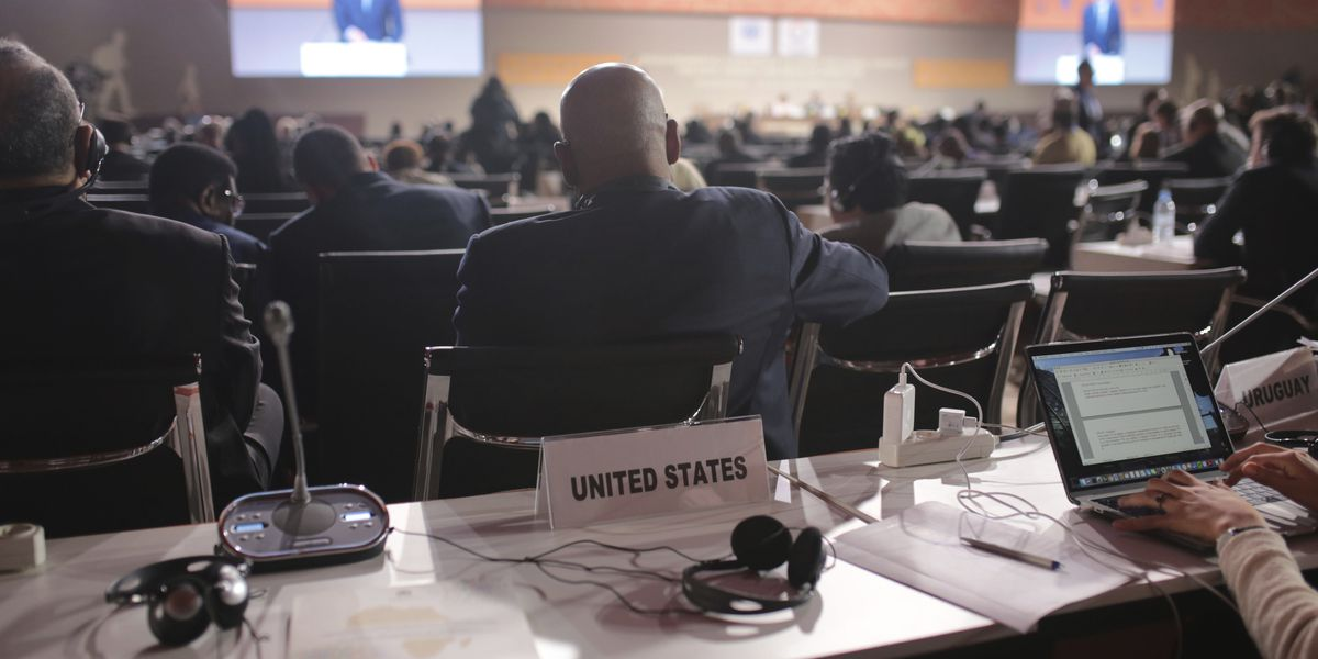 Nearly 85 percent of UN nations back migration deal; not US