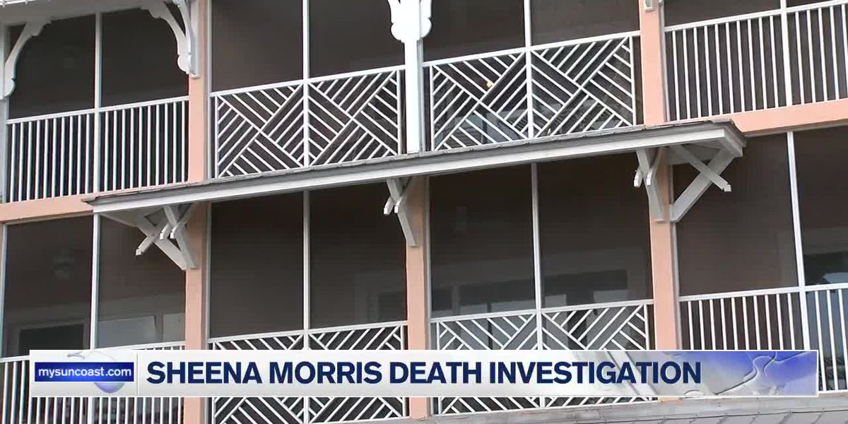 Sheena Morris Death Investigation