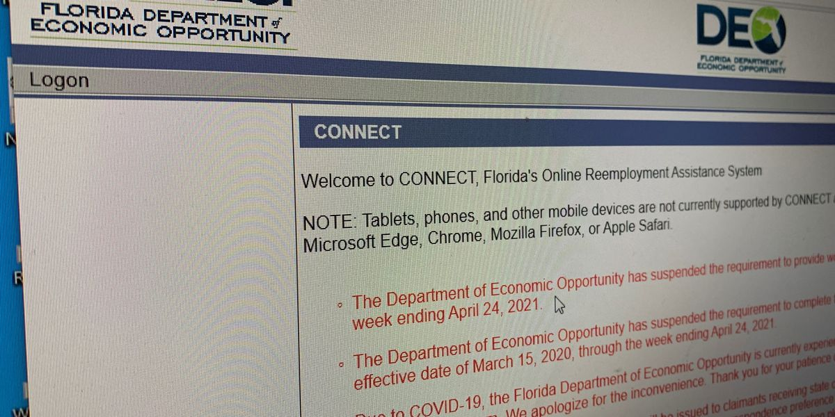 Florida jobless rate falls to 4.7%