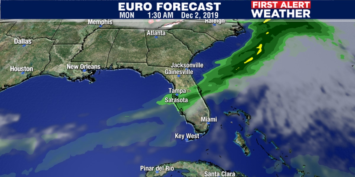 Warm weather expected as we head into Thanksgiving day