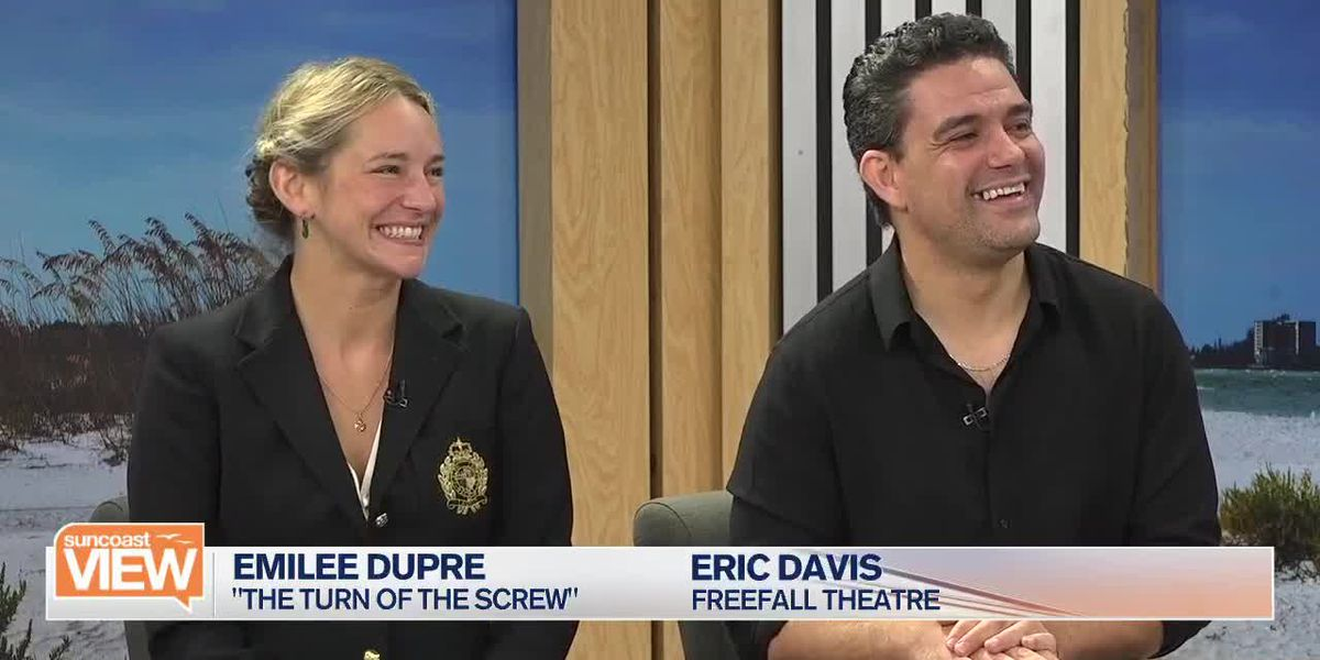 """freeFall Theatre Previews a Spooky Season Kicking Off with """"The Turn of the Screw"""" 