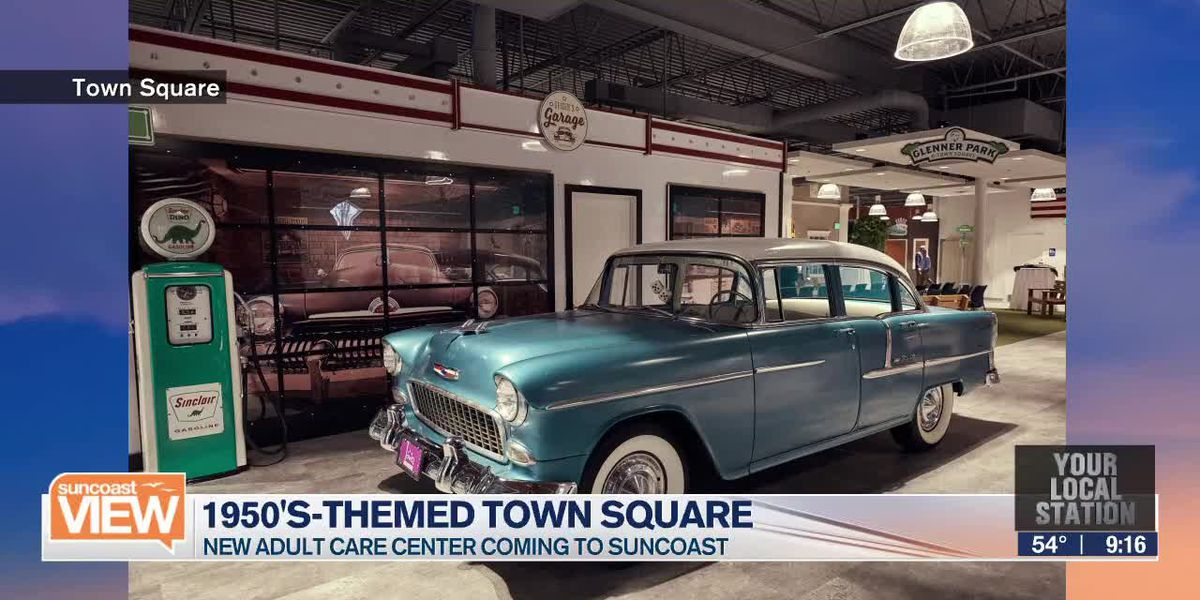 Learn about a 1950's themed senior care facility coming to the Suncoast | Suncoast View